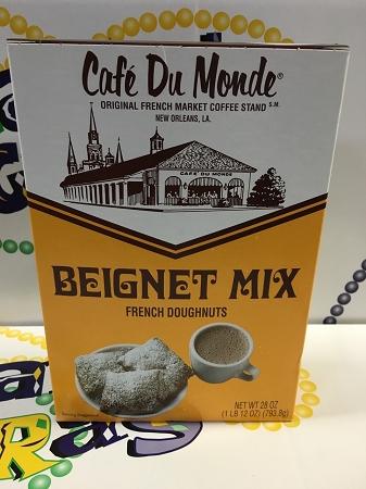 Cafe Du Monde King Cake Mix Review