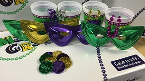 Mardi Gras Party in a Box - Enomony