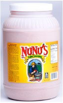 NuNu's Cajun Seasoning - Gallon