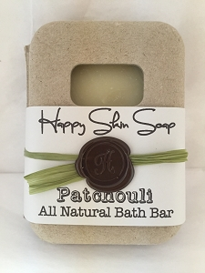 Happy Skin Soap - Patchouli