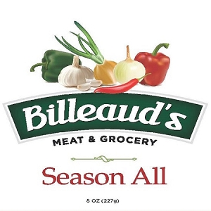 Billeaud's Seasoning - 8oz